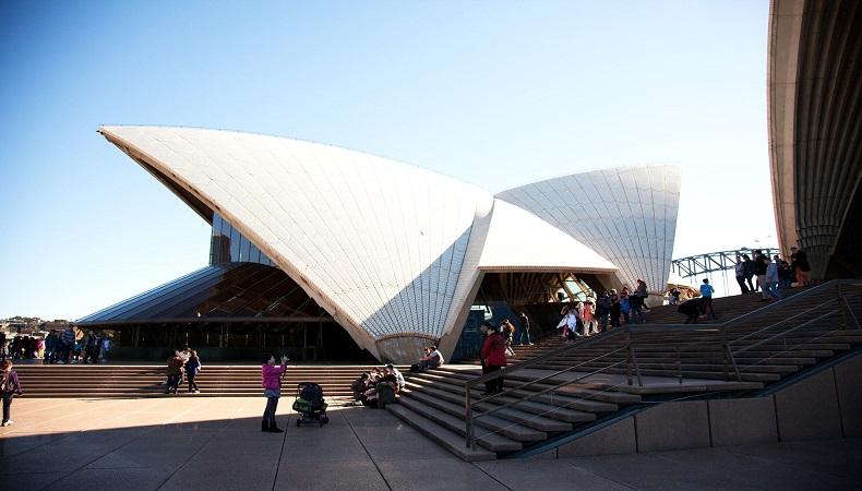 Geschichte erleben in Sydney