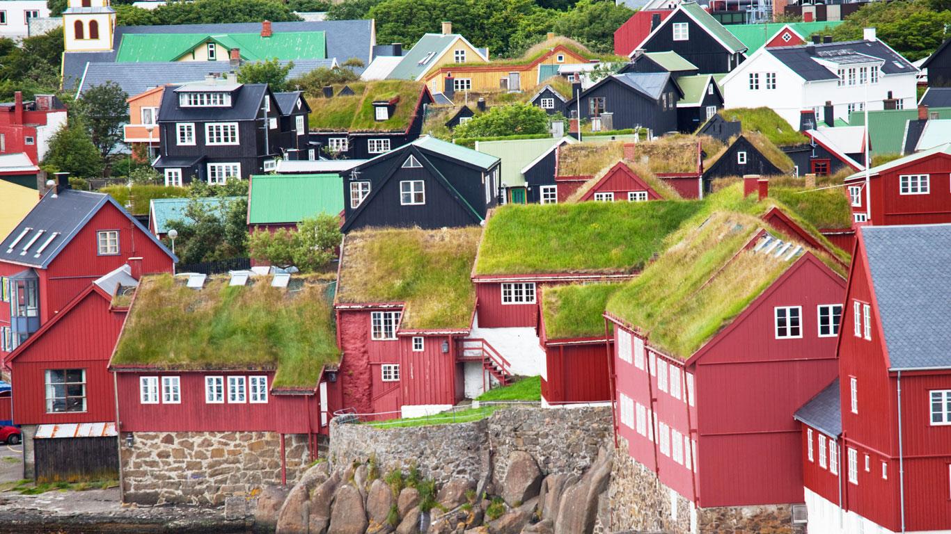 Weihnachtskehraus auf den Färöer Inseln