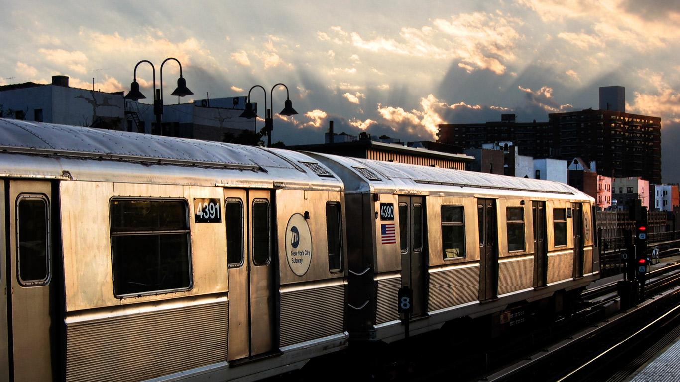 Durch den Untergrund New Yorks