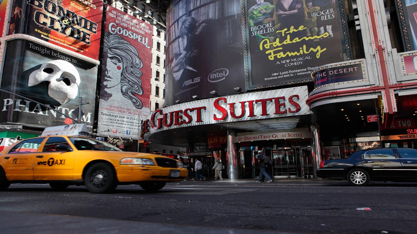 Das Phantom New Yorks