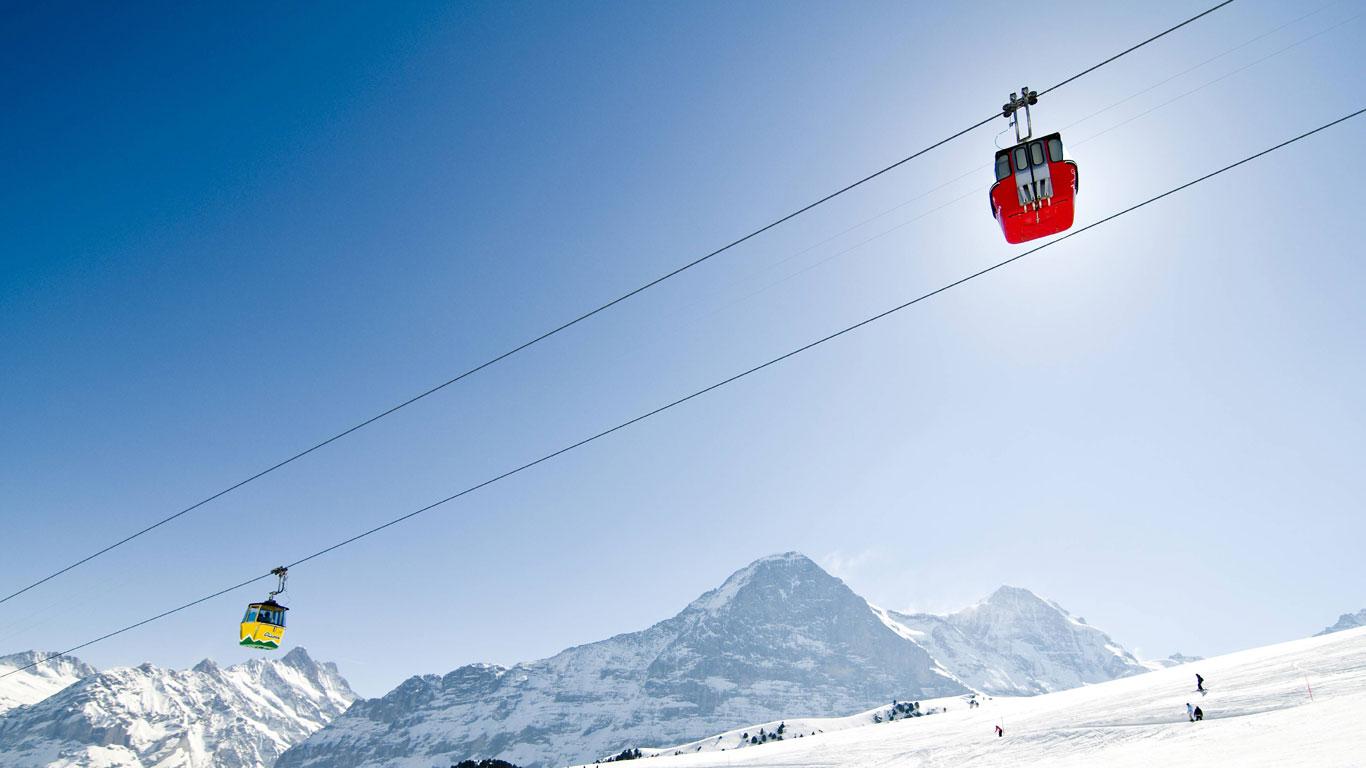 Alpenpanorama der Extraklasse