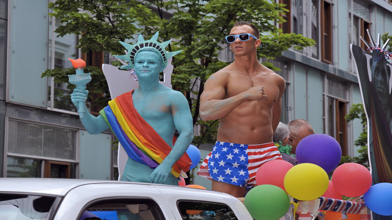 Der Geburtsort der Schwulenrechtsbewegung