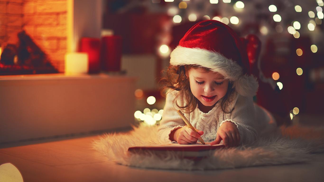 Wo Landet Der Brief An Den Weihnachtsmann Welt Der Wunder Tv
