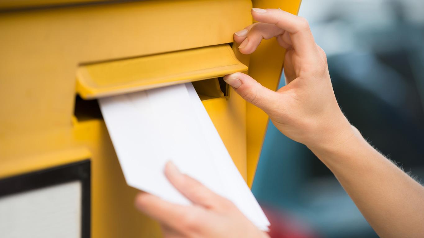 Was Passiert Wenn Man Bei Einem Unfrankierten Brief Absender Und