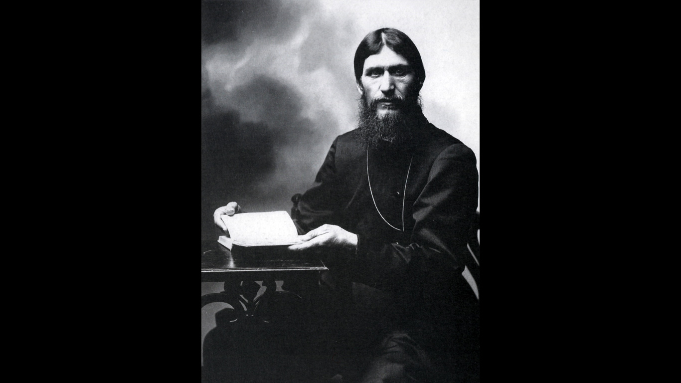 Rasputin: 30. September 1916, St. Petersburg