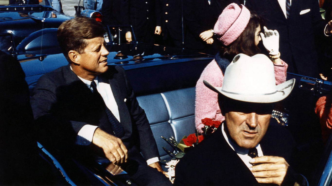 John F. Kennedy: 22. November 1963, Dallas