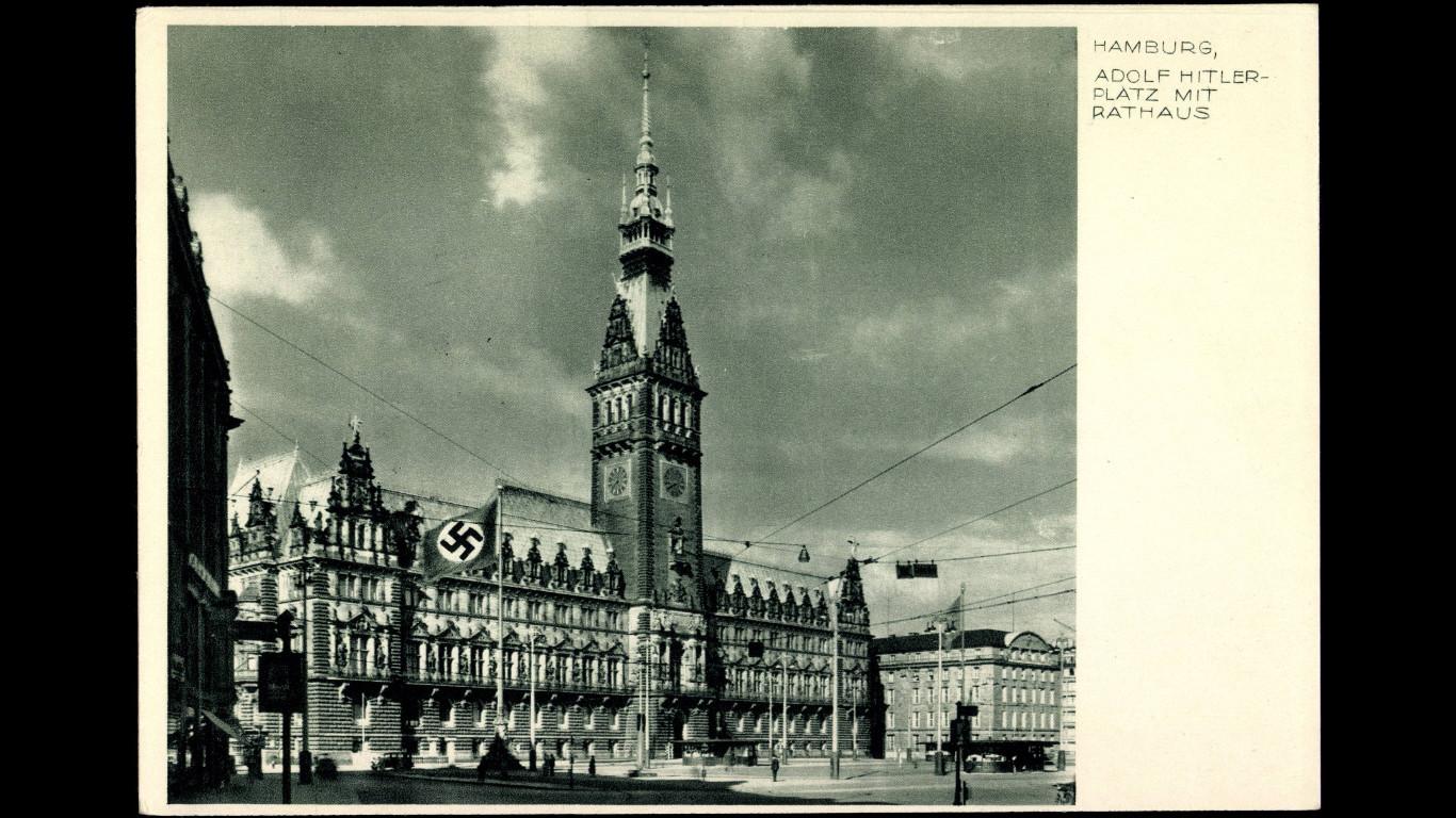 """""""Führerstadt"""" Hamburg"""