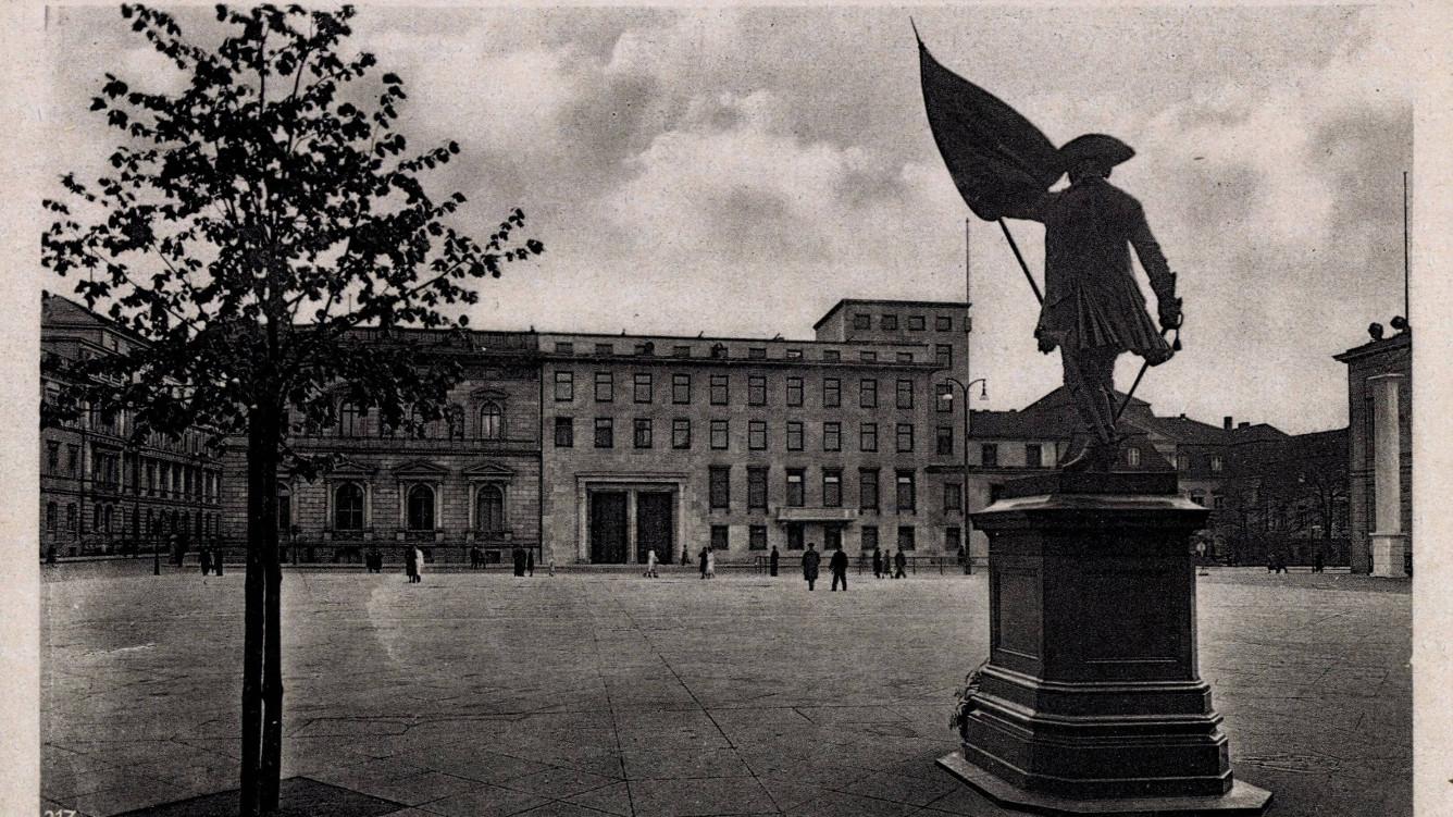 Die Neue Reichskanzlei in Berlin