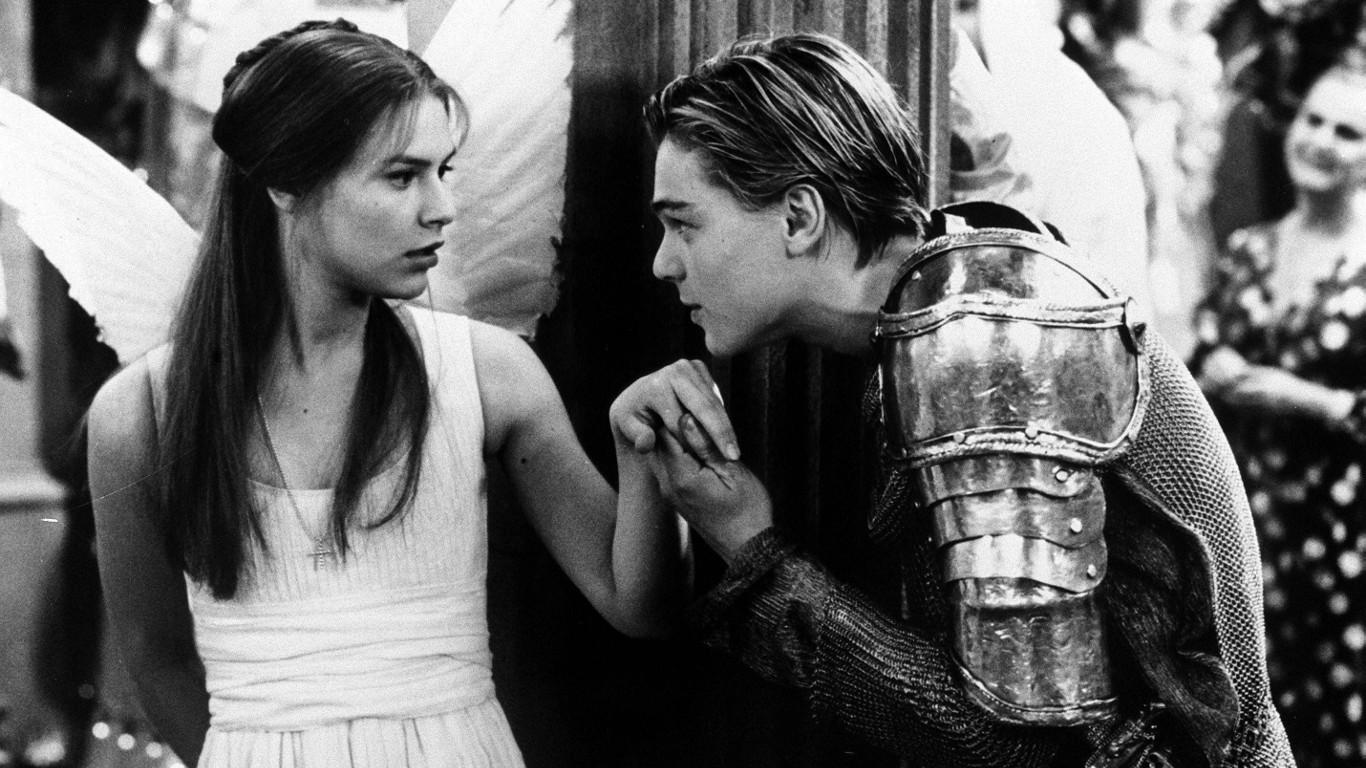 Julia aus Shakespeare's Romeo und Julia