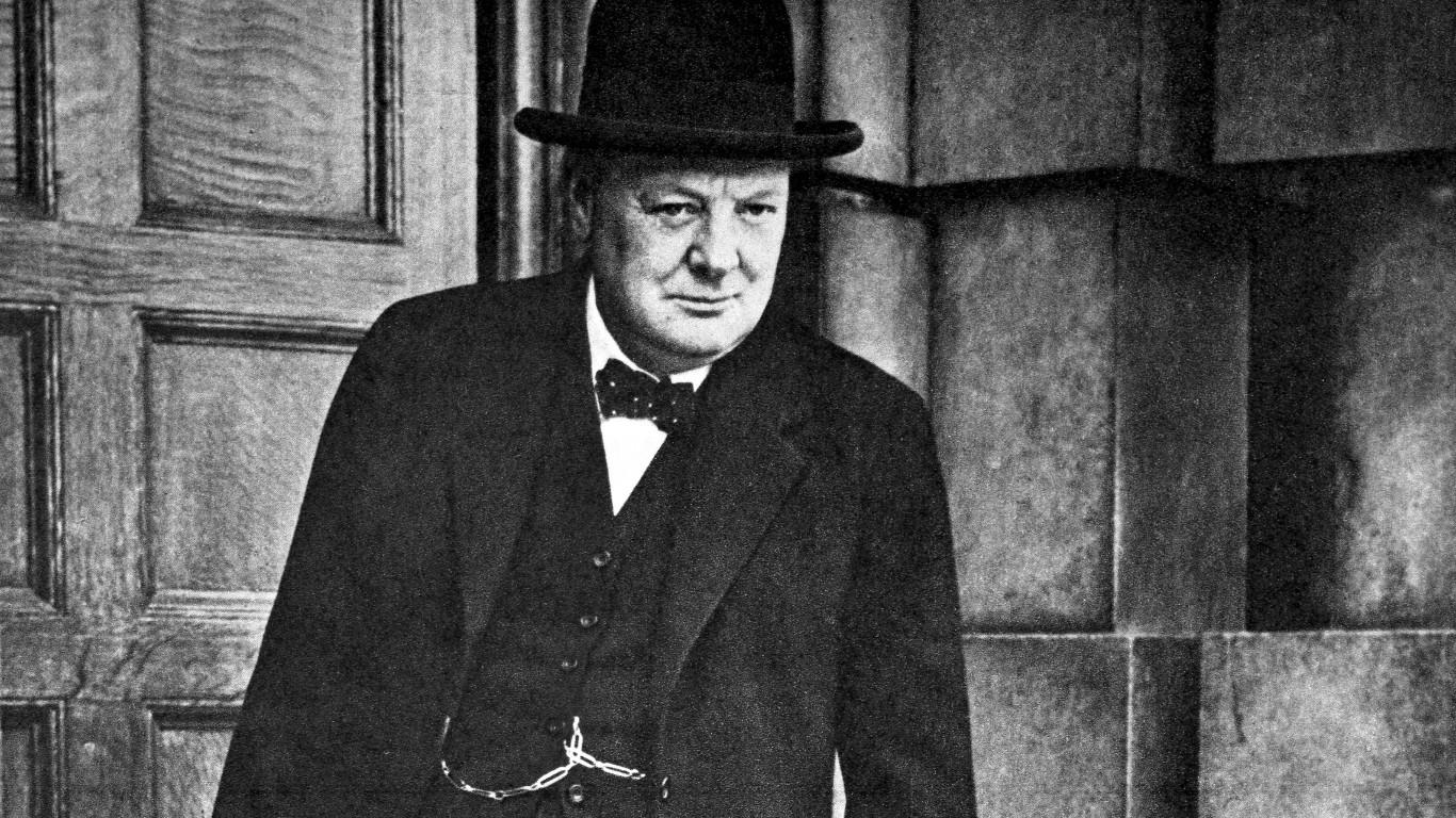Winston Churchill II