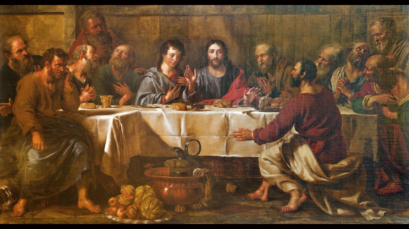 Mythos Nr. 1: Abendmahl am Gründonnerstag
