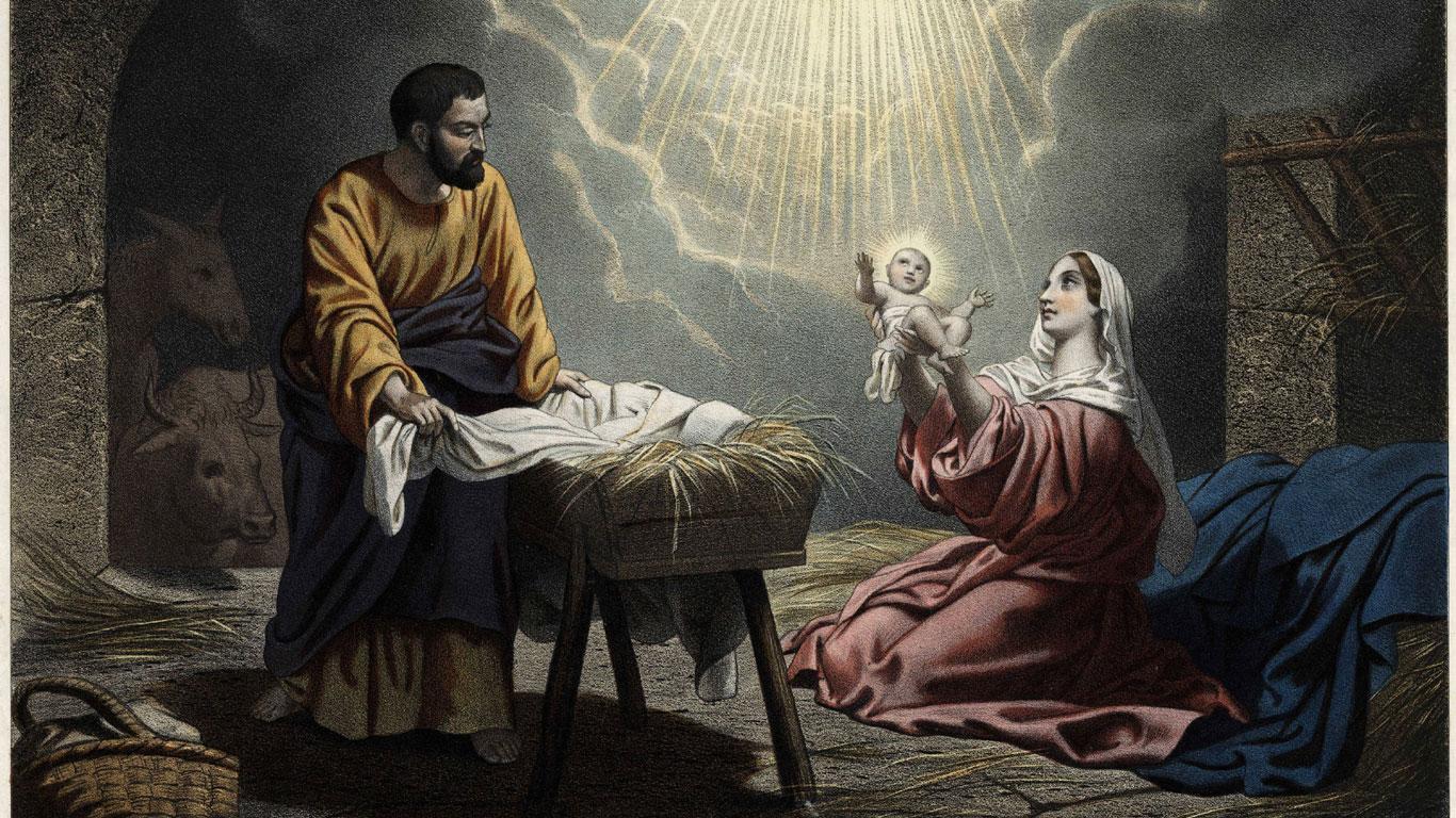 Mythos Nr. 2: Die Jungfrau Maria