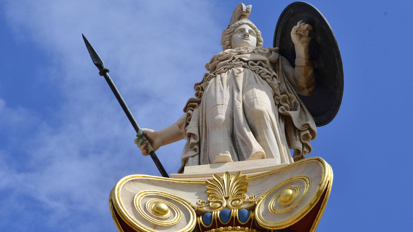 Anpassung an griechische Göttinnen