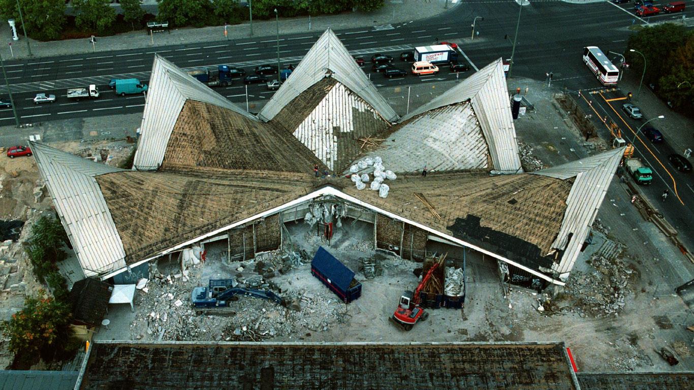Denkmalgeschütztes Ahornblatt weicht Häuserblock