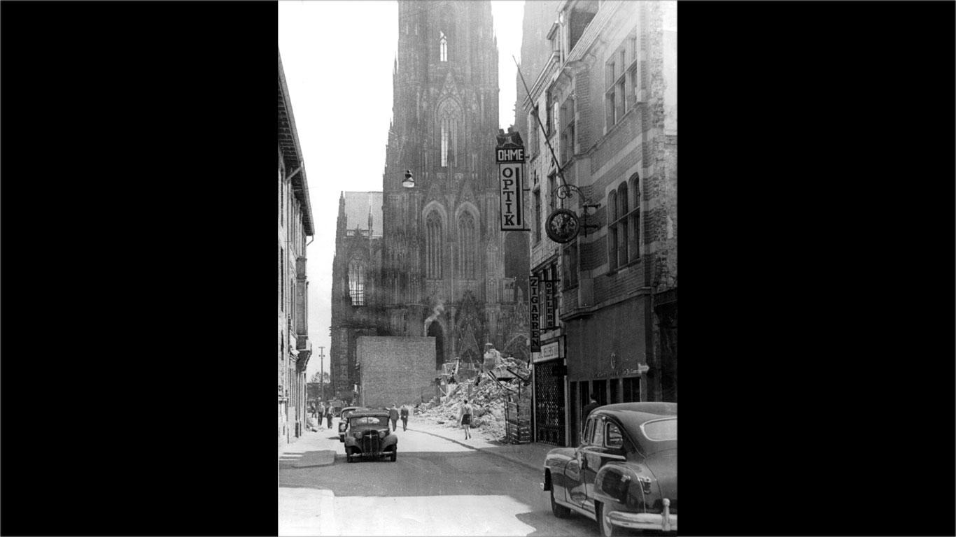 1.000 Bomber über Köln