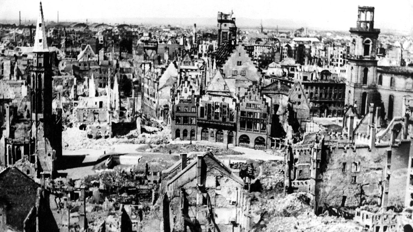 Frankfurt 1945