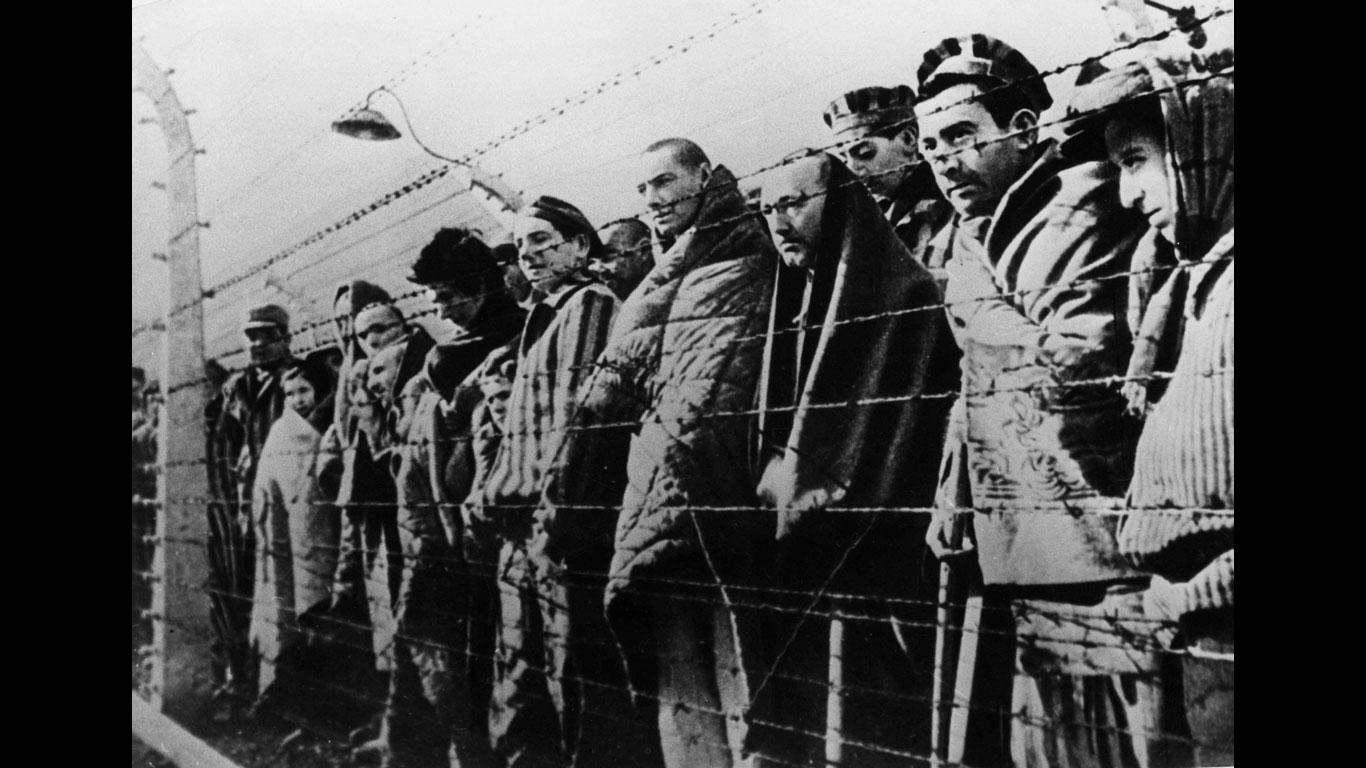 Das Ende im Konzentrationslager Bergen-Belsen