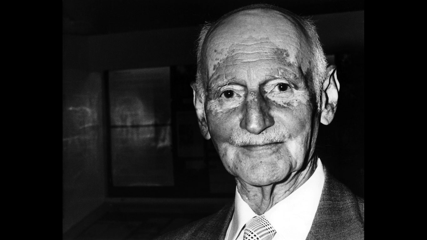 Annes Vater: Otto Frank