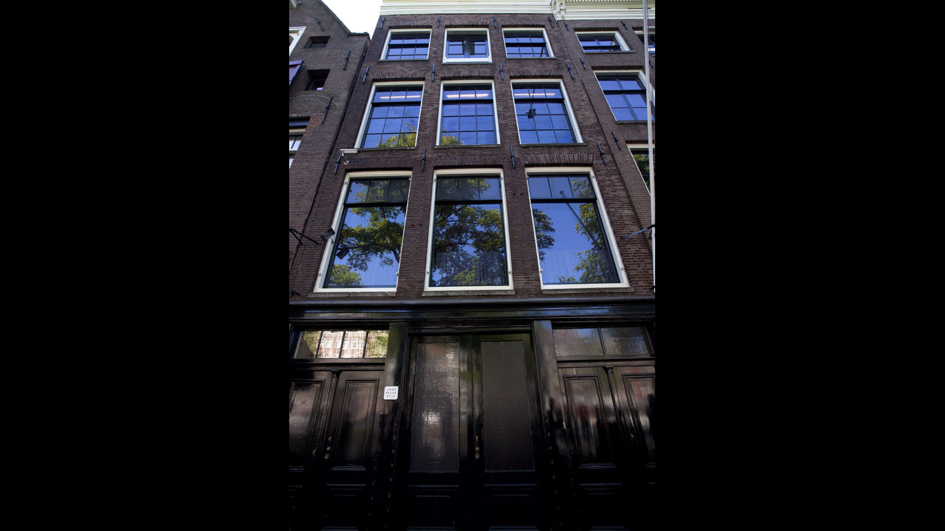 Das Museum der Anne Frank