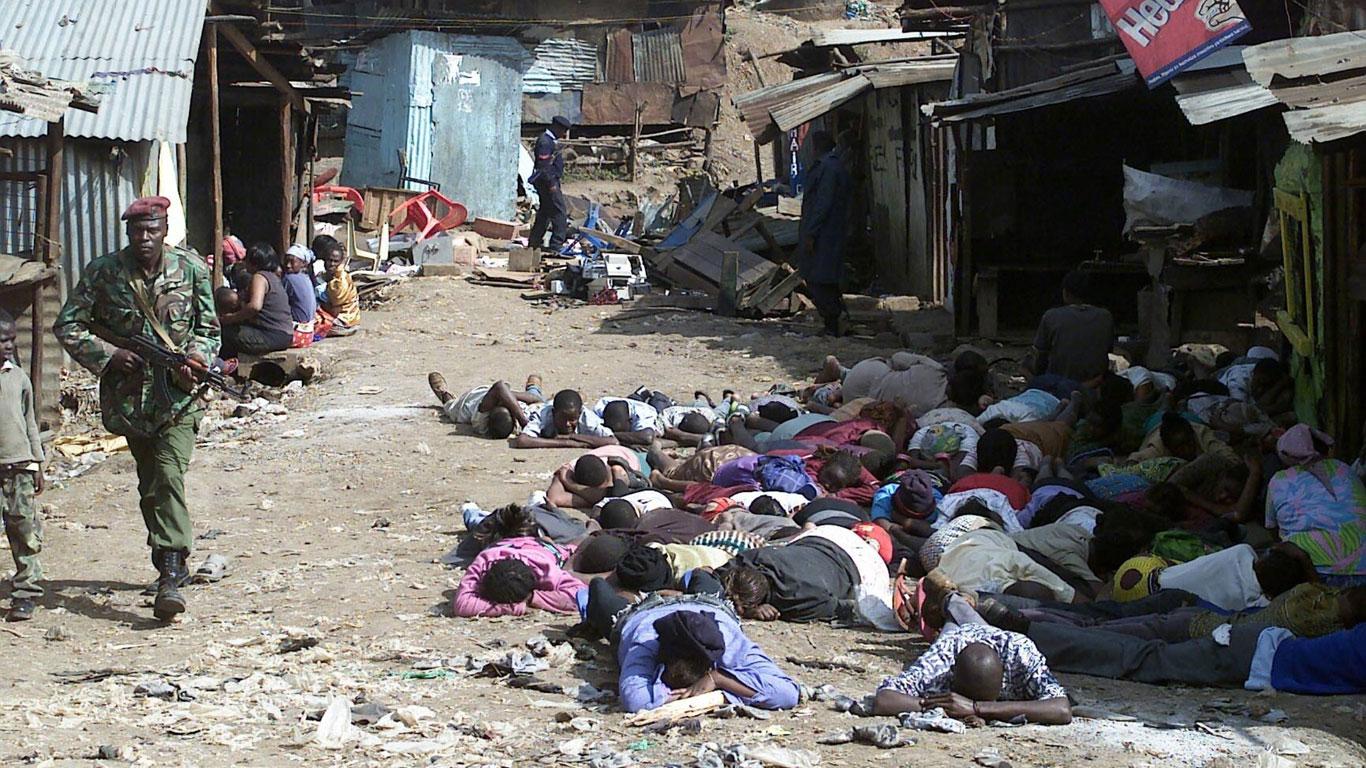 Mungiki: Terror mit der Machete