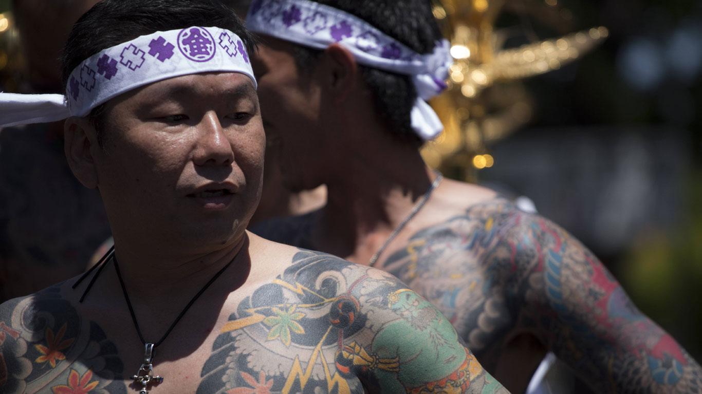 Yakuza: Gehorsam oder Tod
