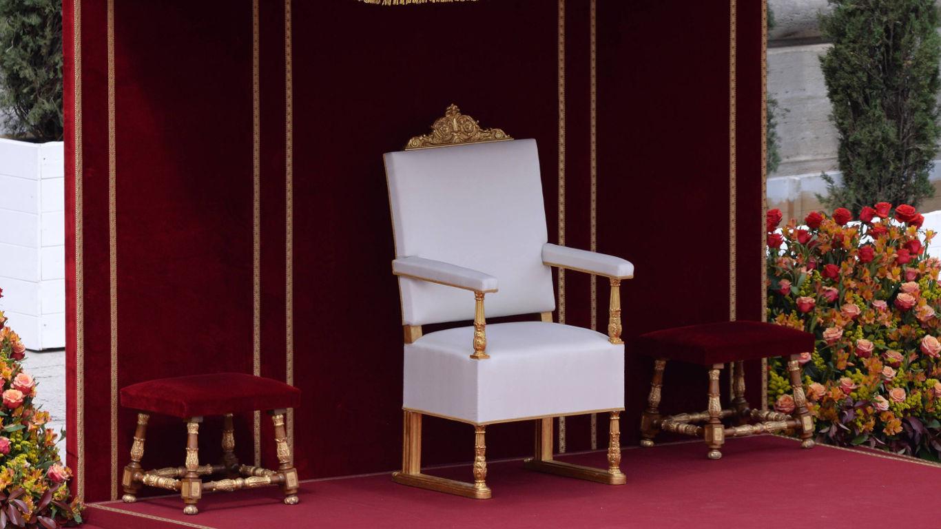 Schummelte sich eine Frau auf den Papstthron?