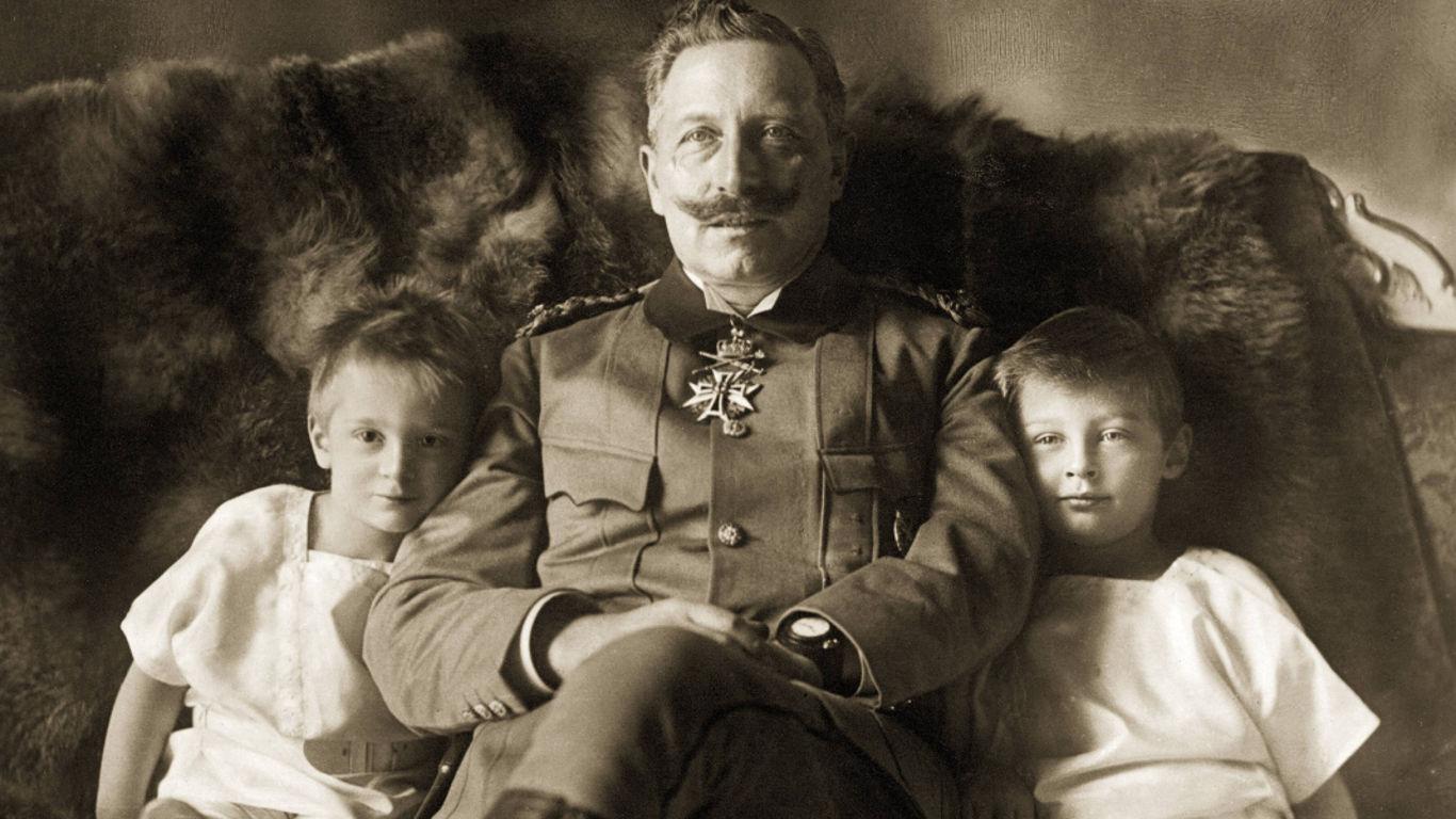 Wurde der letzte deutsche Kaiser Opfer einer Verschwörung?