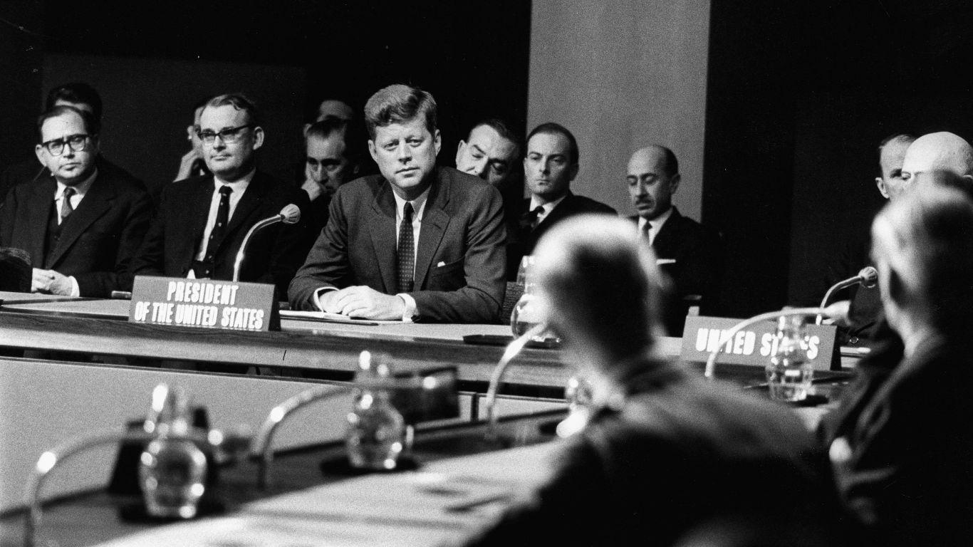 Wollte John F. Kennedy wirklich den Vietnamkrieg beenden?