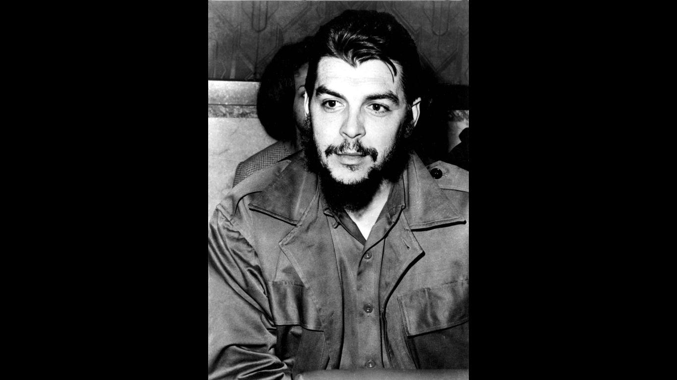 War Che Guevara ein eiskalter Mörder?