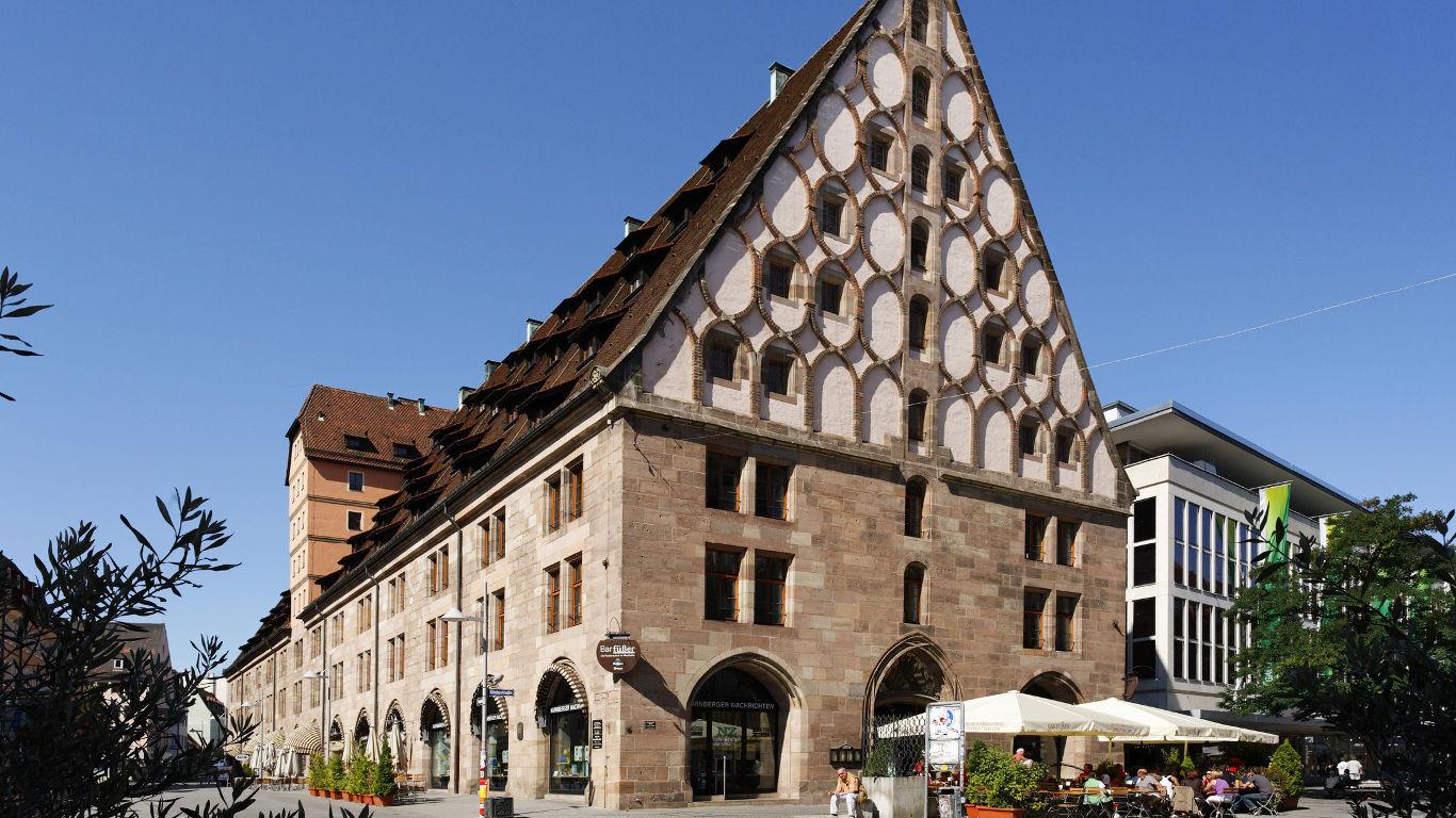 Fränkische Biermetropole Nürnberg