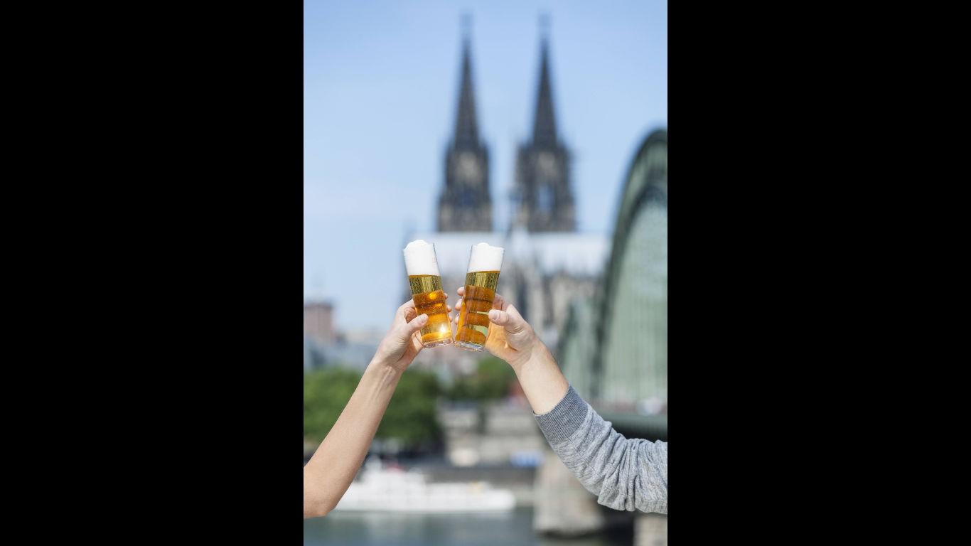 Köln - die älteste Großstadt am Rhein
