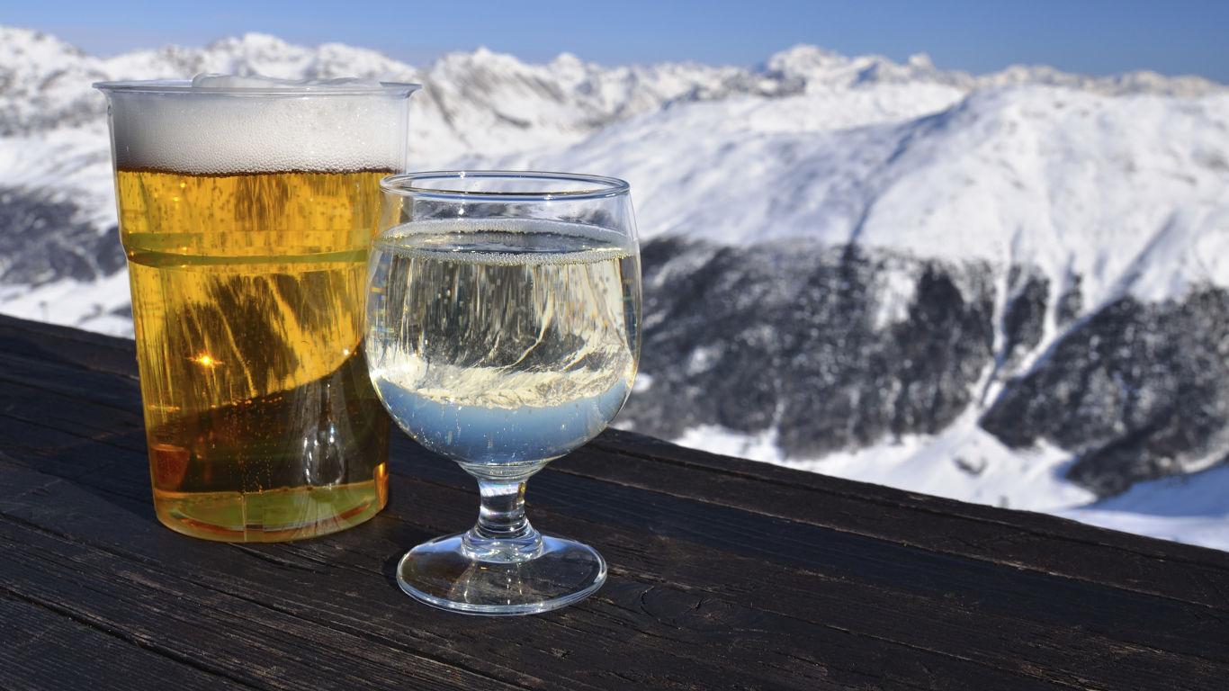 Bierkulinarik in Europas höchstgelegener Brauerei