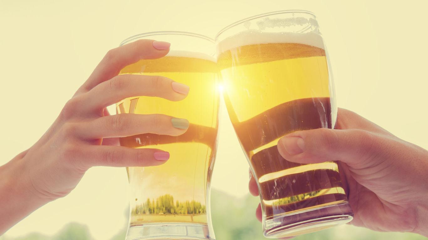 Bierwochenende für zwei