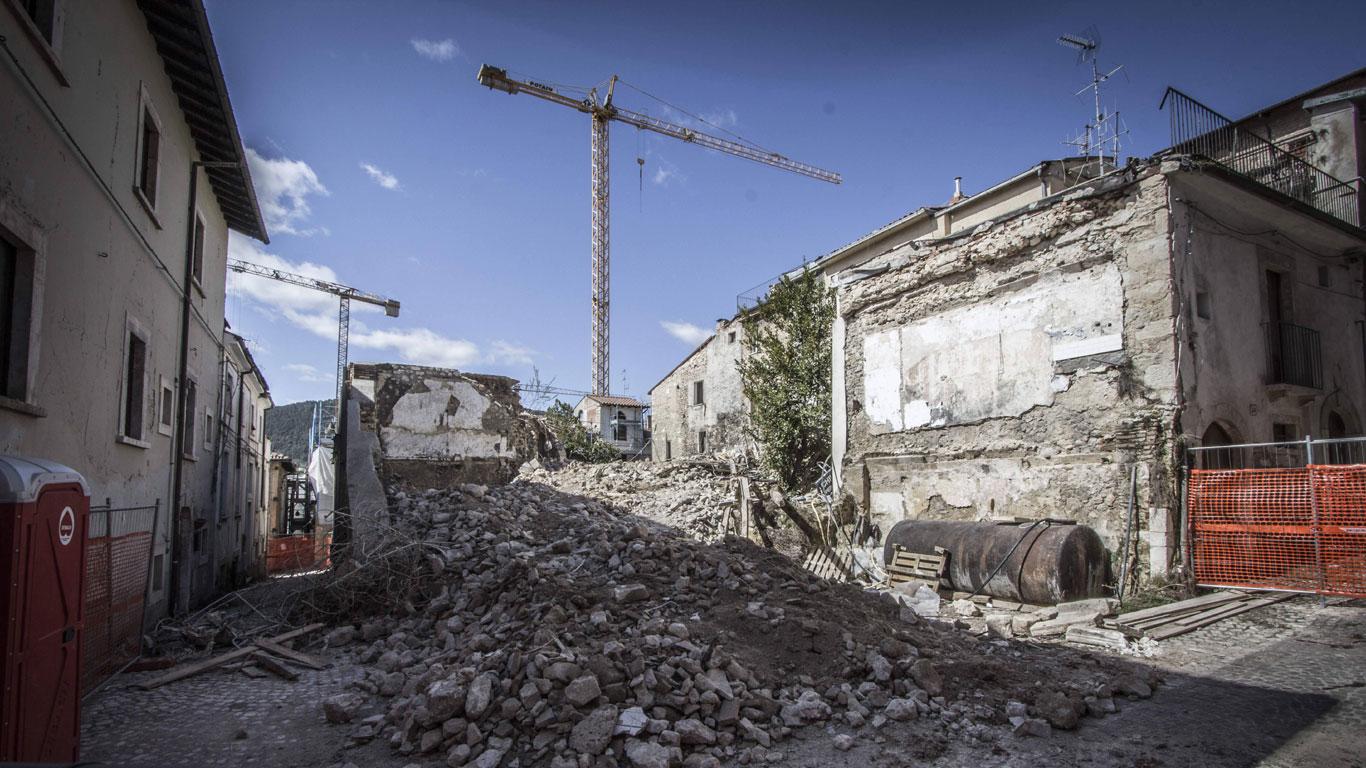 Erdbeben in Italien 2009