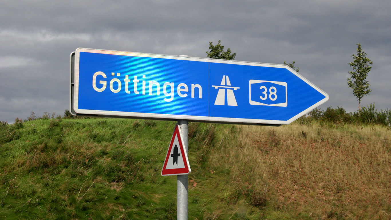 Göttingen 13.11.2018, Autonome Szene