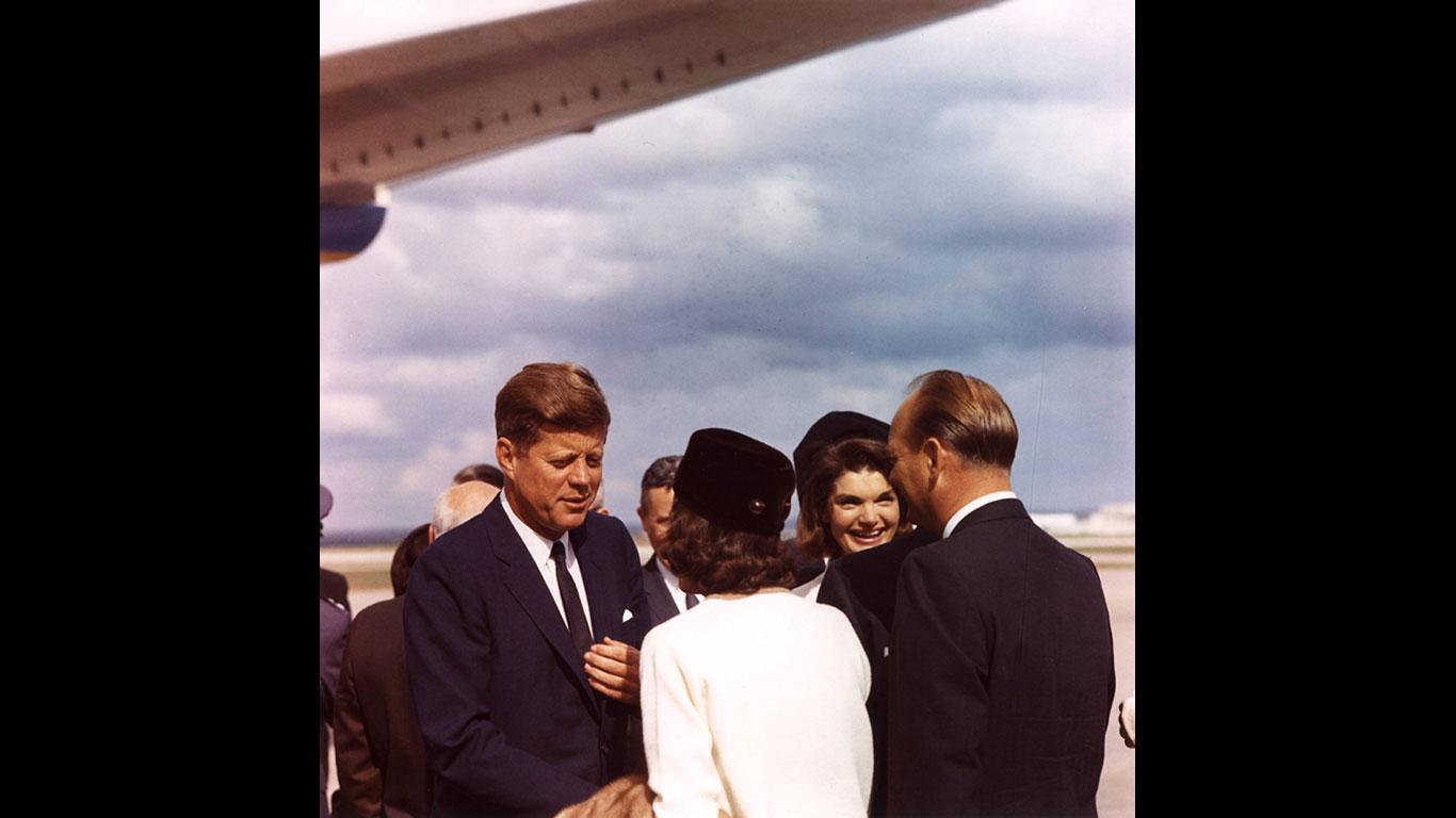 Der Vietnamkrieg ist Kennedys Krieg