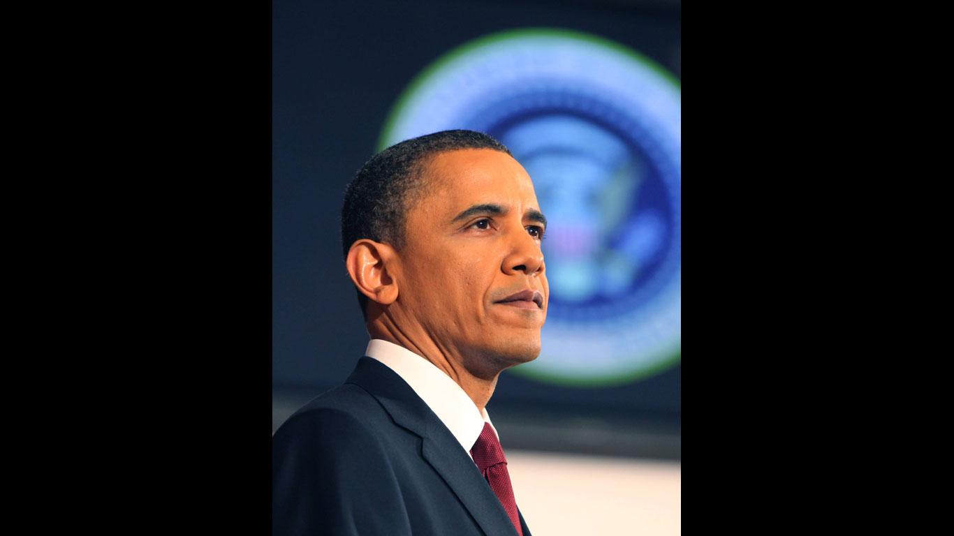 Barack Obama: Mord?
