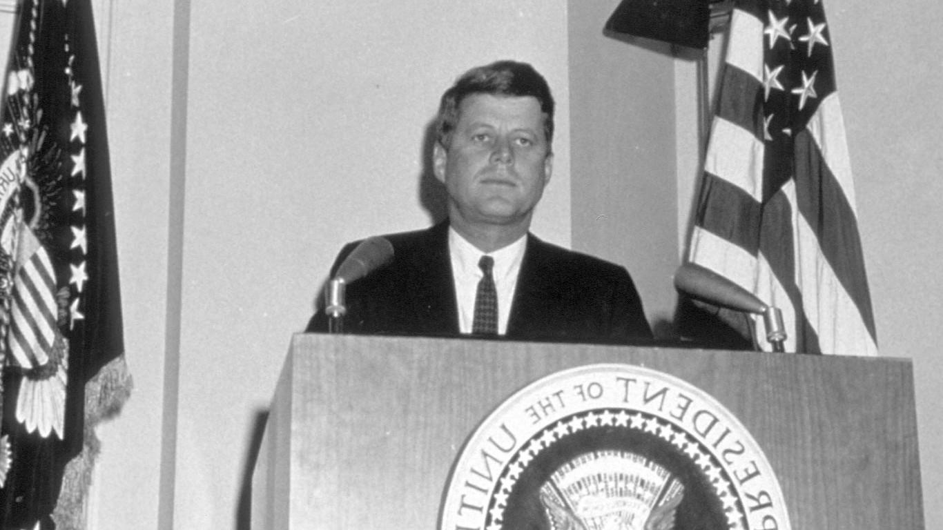 Hat die Mafia Kennedy zum Präsidenten gemacht?