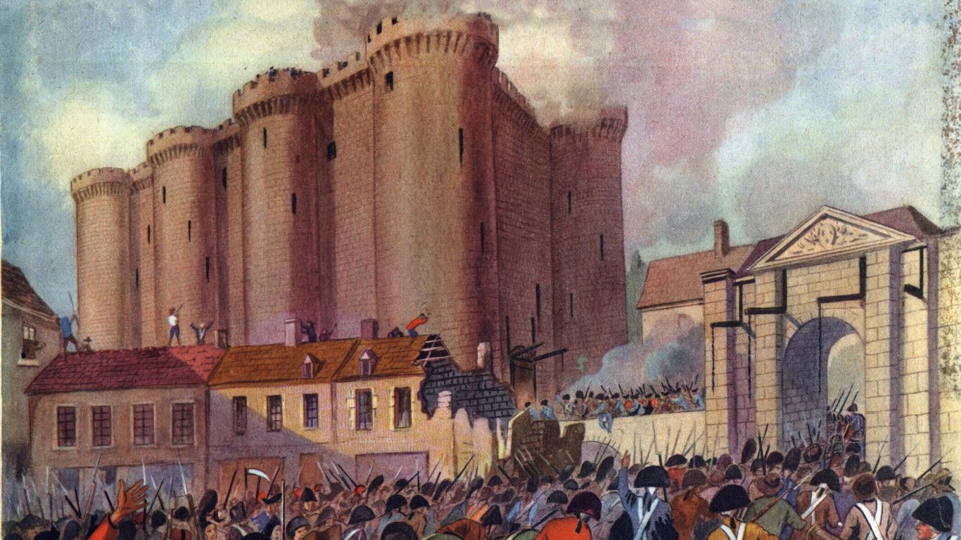 Stecken die Illuminaten hinter der französischen Revolution?