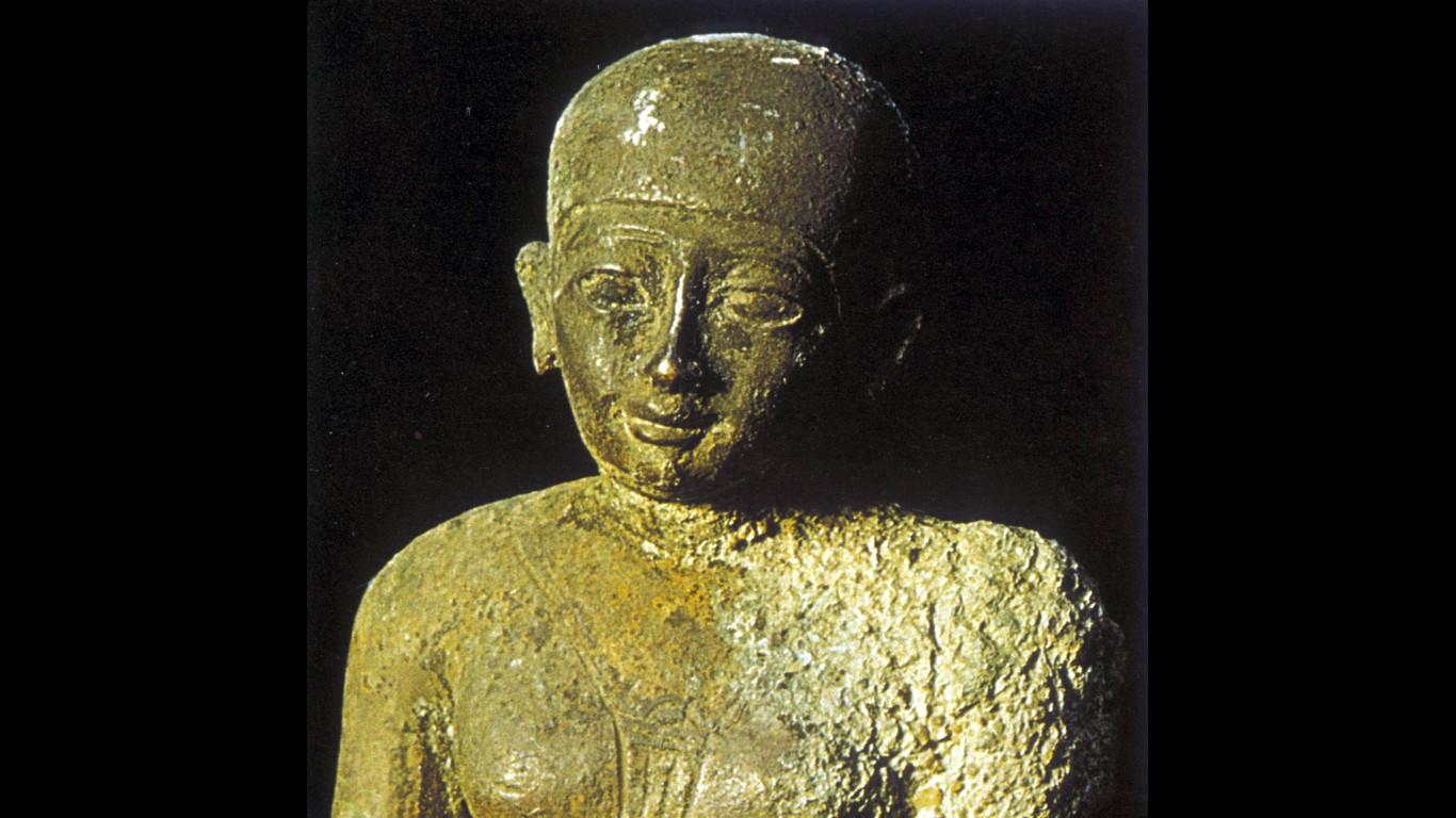 Ägyptischer Tausendsassa: Imhotep