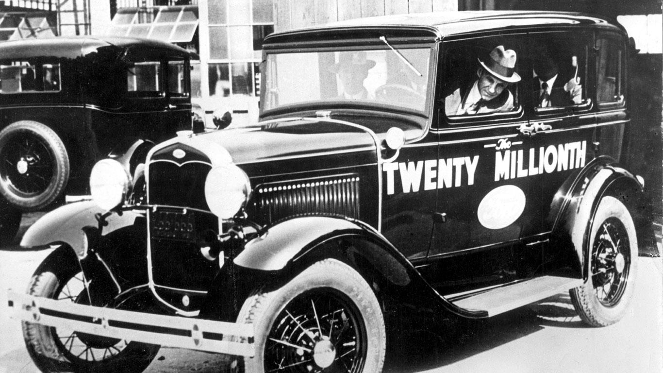Wofür stand Henry Ford? Schauen Sie dazu die Galerie durch!