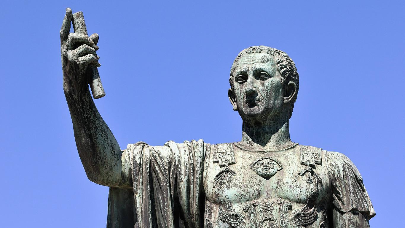 Julius Cäsar: Der Tyrannenmord