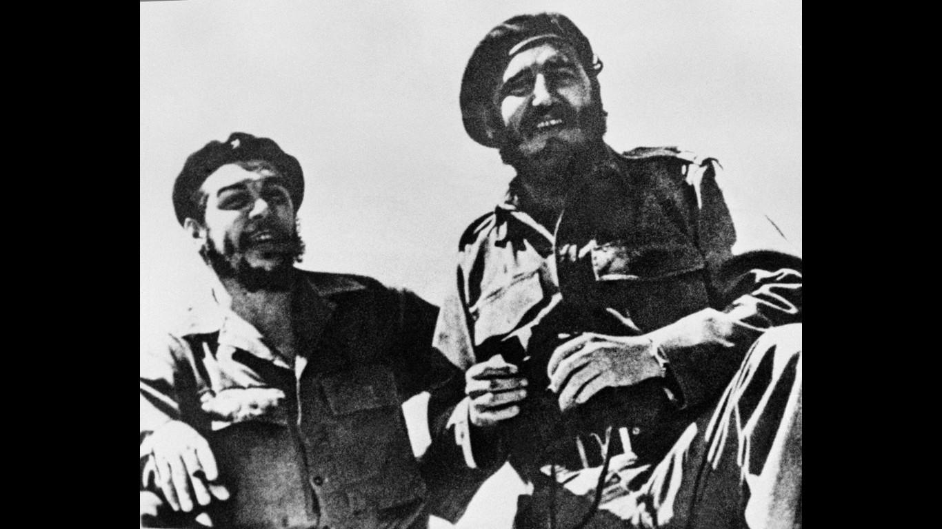 Che Guevara: Posthume Verklärung