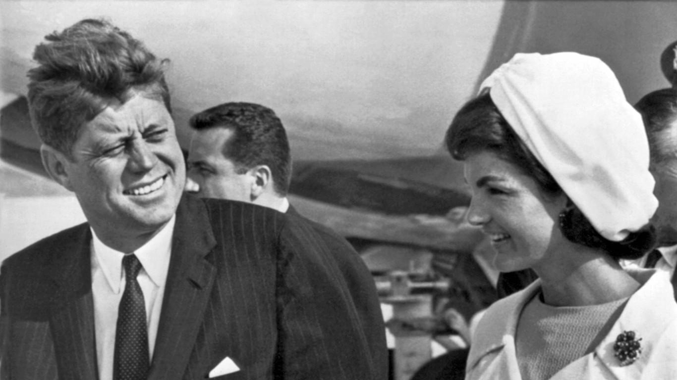 John F. Kennedy: Ein Mythos wird geboren