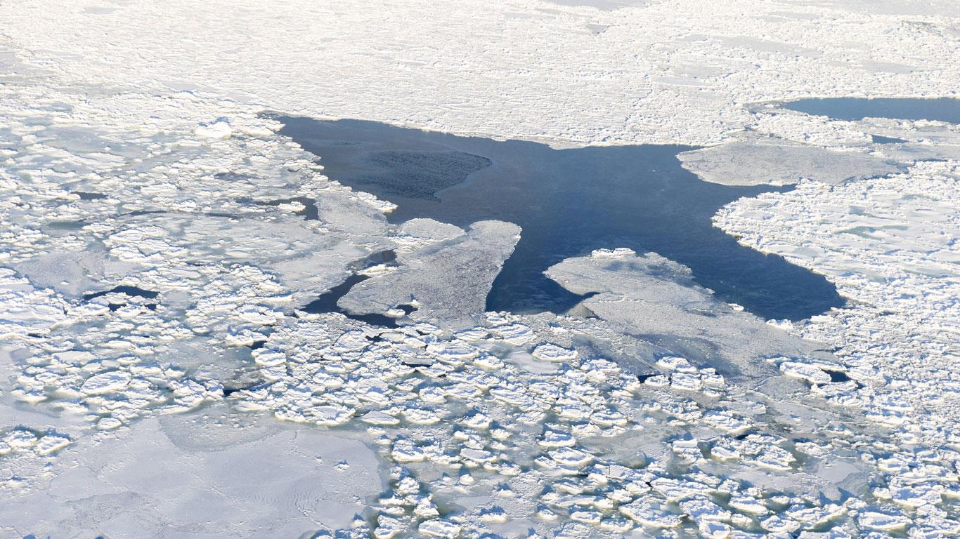Meuterei in der Arktis