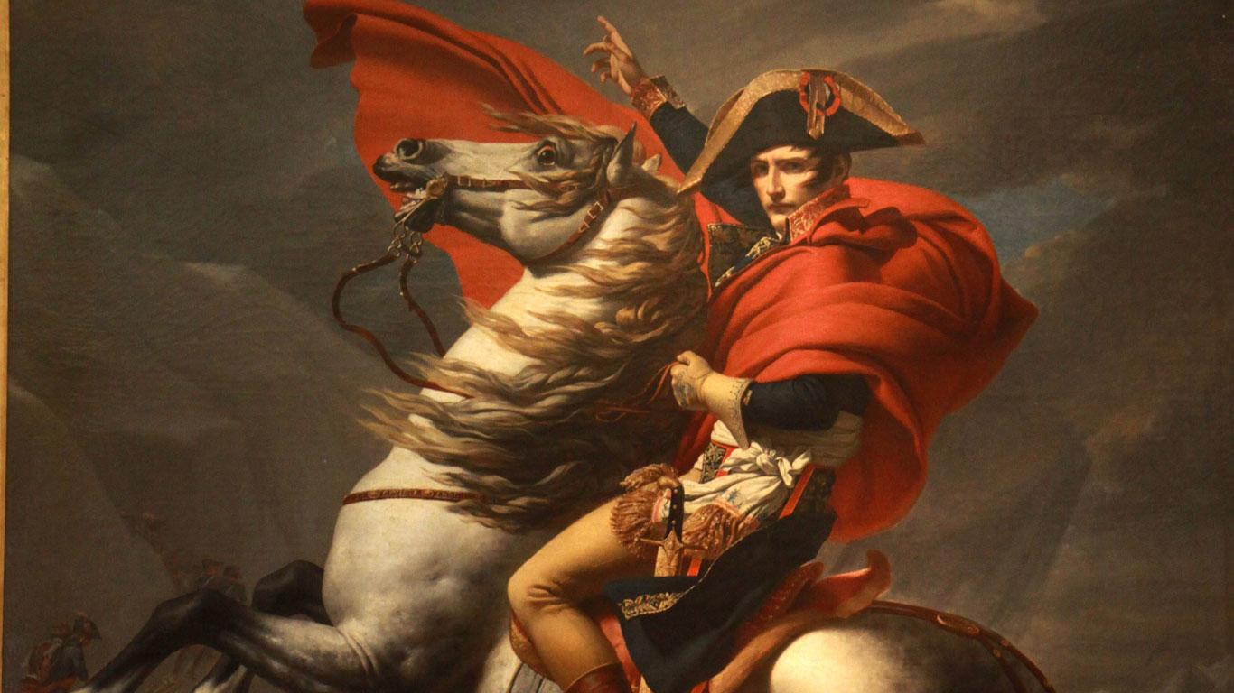 Napoleon Bonaparte Vom Aufsteiger Zum Kriegsverbrecher Welt Der