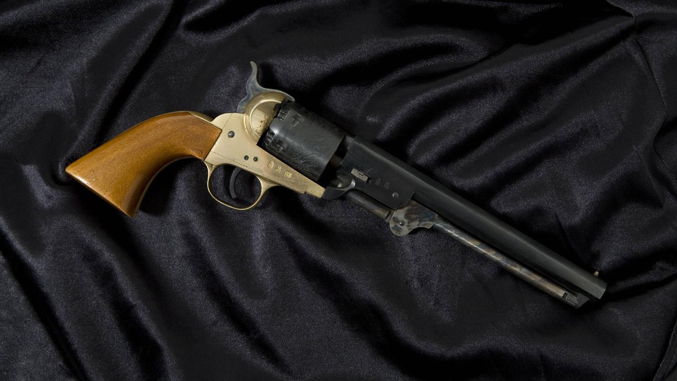 Tödliches spielzeug was macht den revolver so anziehend