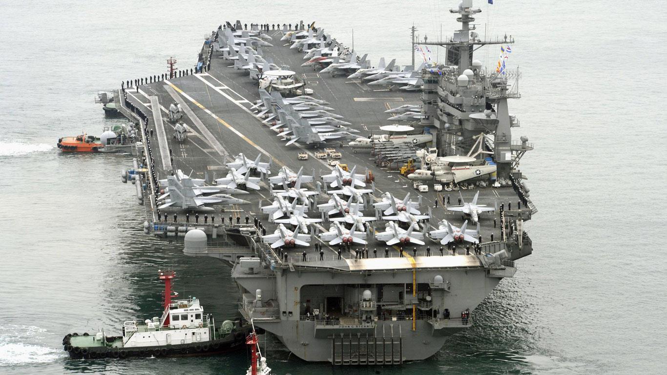 Flugzeugträger - Die Giganten unter den Kriegsschiffen