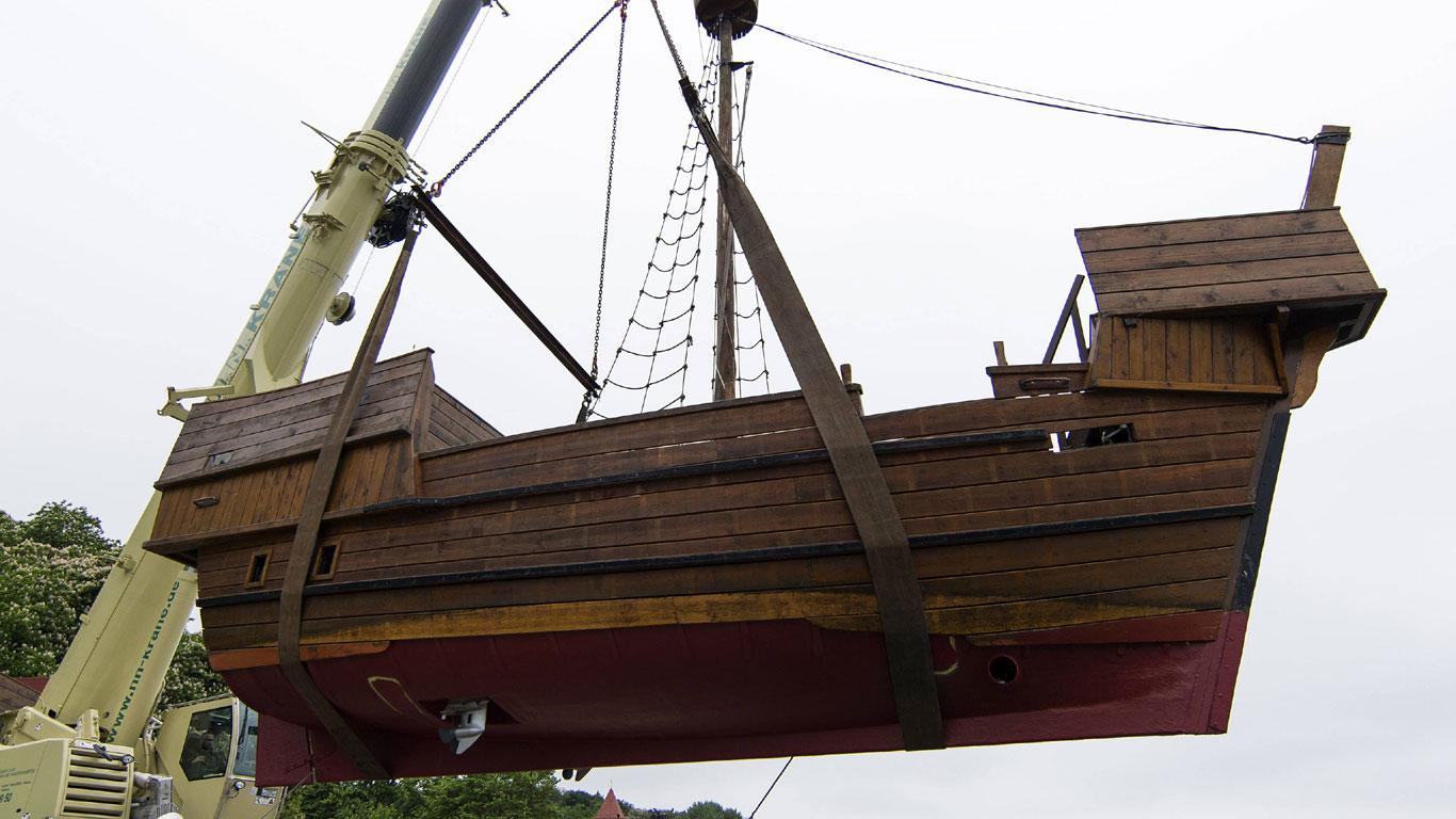 Seefahrt unter Segeln: Zeitalter der Kaufleute und Entdecker
