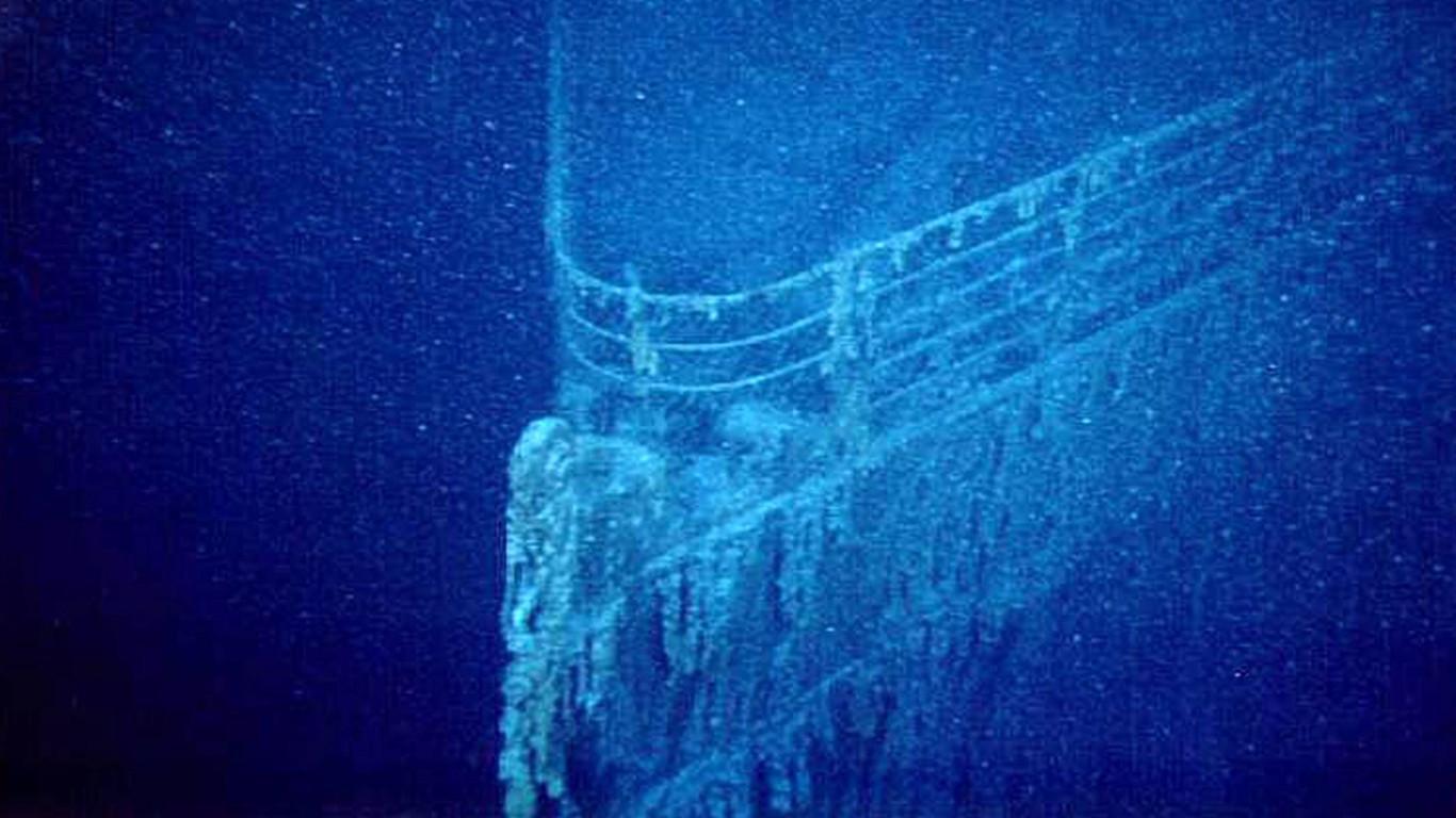 Der Mythos um die Titanic